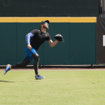 VIDEO: Kevin Pillar Catches a Ball Dropped from 400 Feet By a Drone