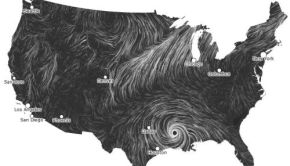 Wind Map from hint.fm