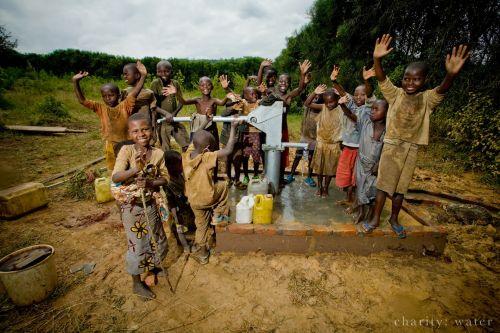 Charity: Water in Rwanda