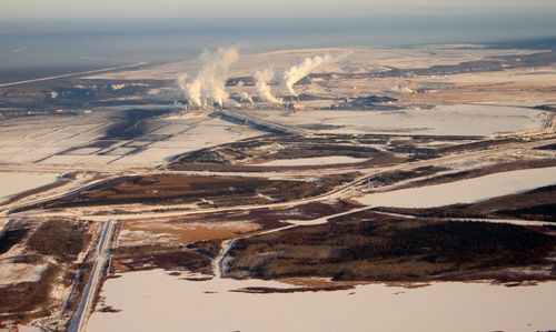 Tar Sands Development in Alberta
