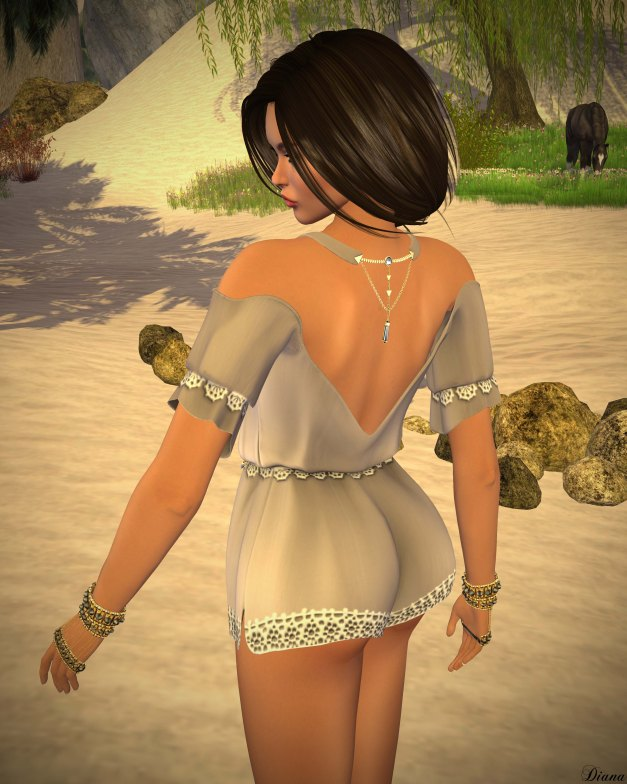 RE - Deliah Romper and Zaria Bracelets-2