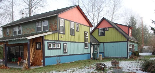 shiloah cottage backside