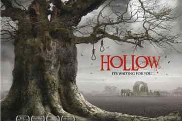Hollow landscape poster