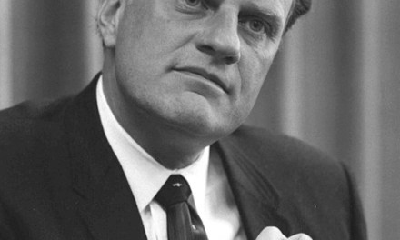 Billy Graham Spoke to America, Its Social Issues and Told Us How to Be Free by Mark Creech!