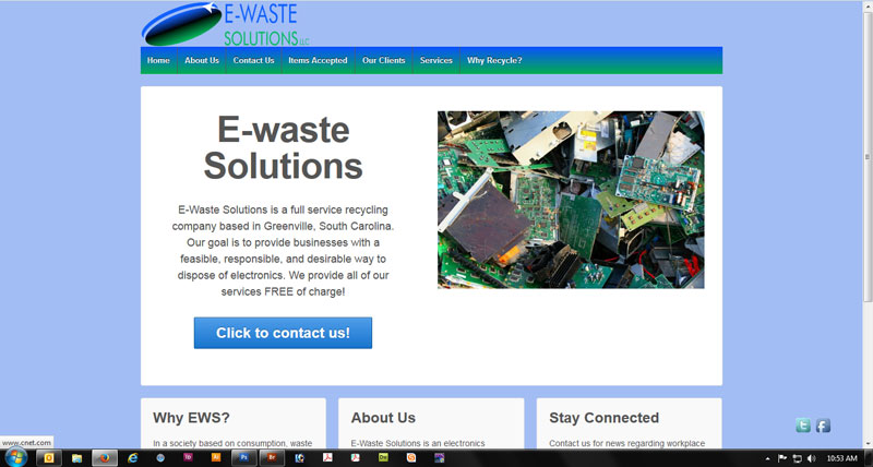 E-Waste Solutions