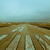 Shortly Before Takeoff - New Orleans | Blurbomat.com