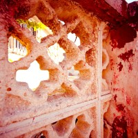 Fence Around the Way - Isla Mujeres | Blurbomat.com