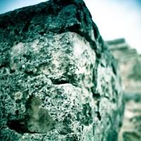 Ruin Macro - Isla Mujeres   Blurbomat.com