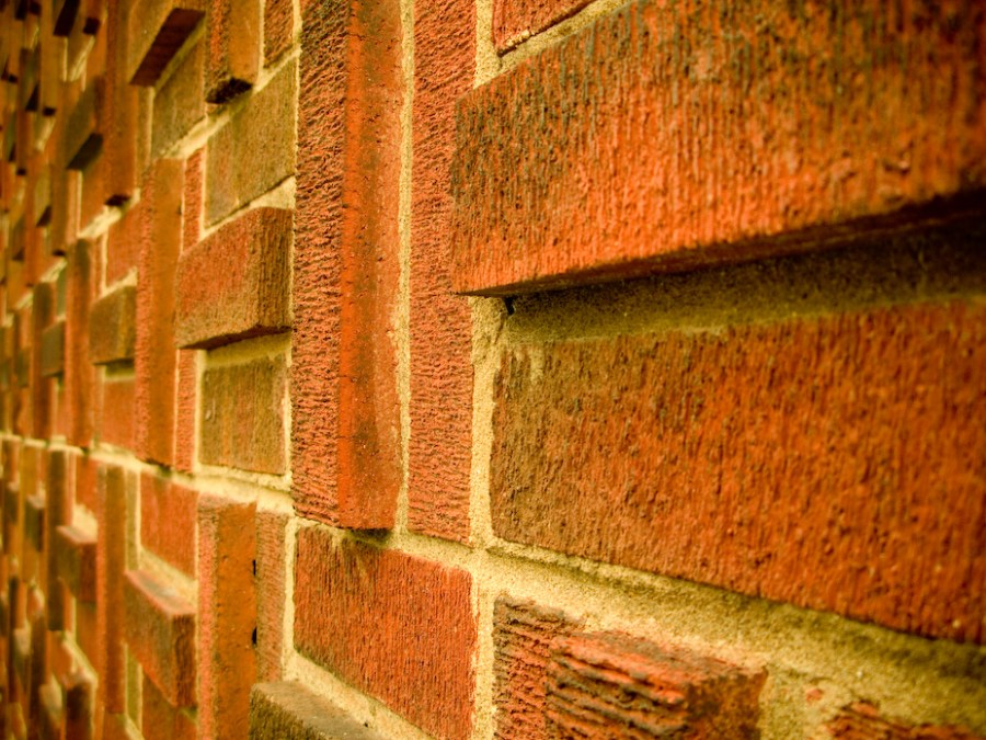 Bricks (detail)