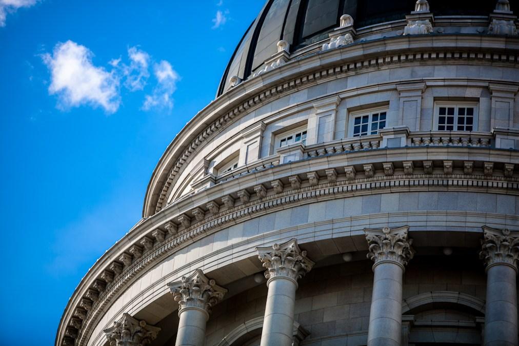 Corinthian Capitol Capitals