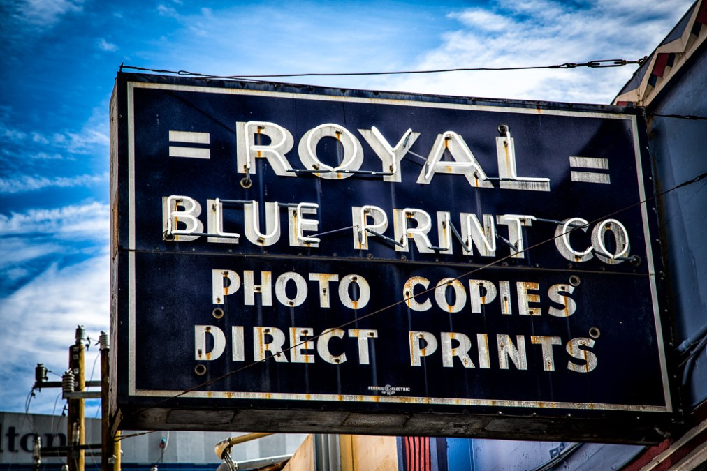 Royal Blue Print Co.