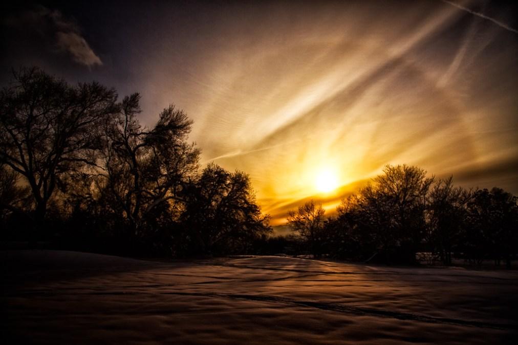 The Sun About To Go Supernova