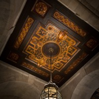Chandelier - New York City Public Library | Blurbomat.com