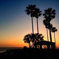 West Coast Sunset | Blurbomat.com