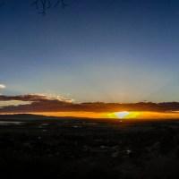 Panoramic Sunset | Blurbomat.com
