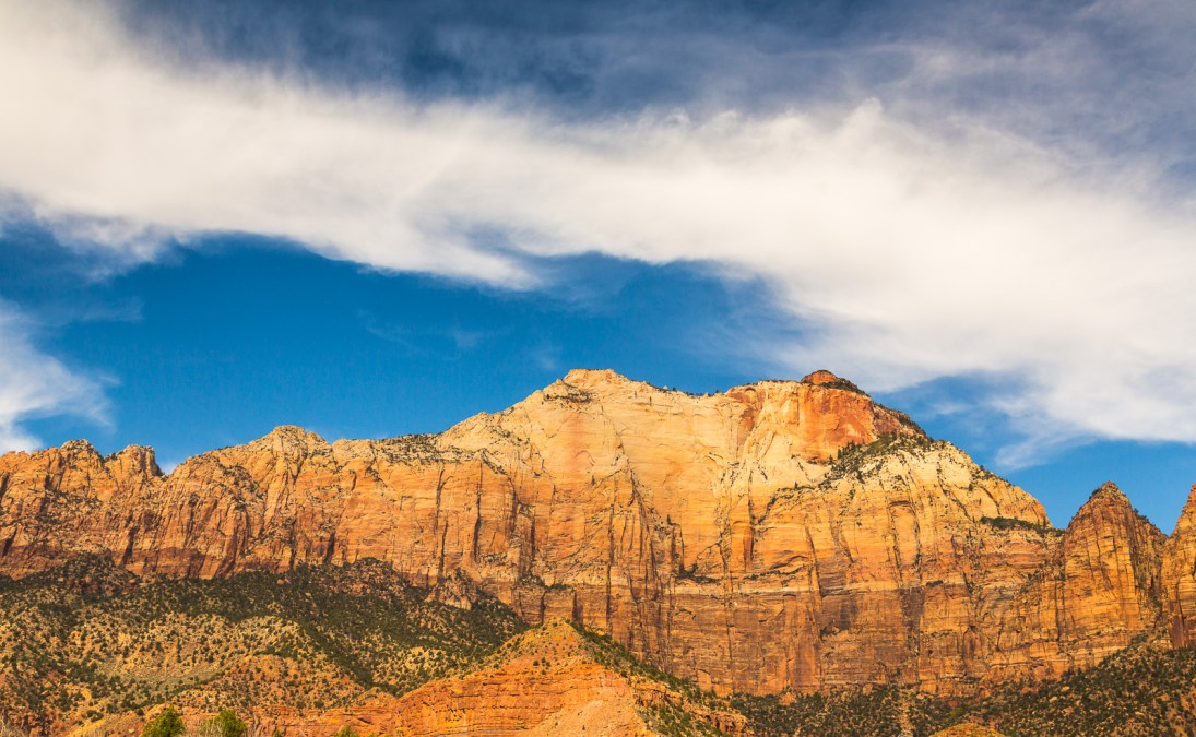 Fall Break: Zion National Park Day 2