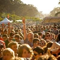 Outside Lands Crowd | Blurbomat.com