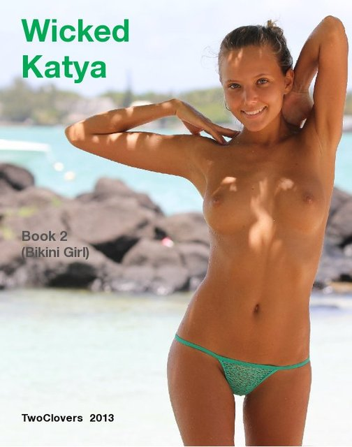 katya clover close up