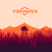 "Olly Moss Is Set To Release A Print Based Off: ""FIREWATCH"" The Upcoming Video Game From Campo Santo"