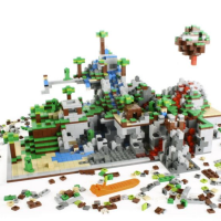 Looks Like New LEGO Minecraft Minifigure Scale Sets Are On The Way!