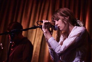 Alexandra Savior @ Hotel Cafe 5/12/16 | Concert Photo By Derrick K Lee