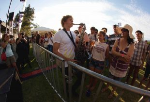 Trapdoor Social @ Sunstock Solar Festival at The Autry 6/18/16. Photo by Derrick K. Lee, Esq. (@Methodman13)