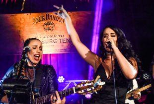 "Angelica Rahe & Victoria La Mala 8/23/16 @ Mack Sennett Studios | Jack Daniel's ""Amplify Your Life"" | Photo by Constantin Preda (@ctpredaportraits) for www.BlurredCulture.com."