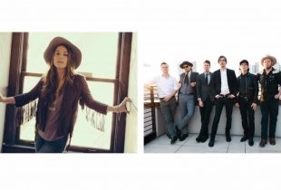 Brandi Carlile & Old Crow Medicine Show. Photo courtesy of the artist. Used with permission.