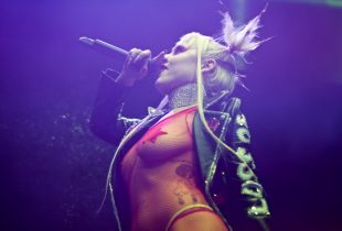 Brooke Candy @ Exchange LA 11/10/16. Photo by Derrick K. Lee, Esq. (@Methodman13) for www.BlurredCulture.com. This photo was obtained under the express authorization and license by Red Bull Media House North America, Inc.