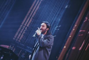 Nick Murphy @ Theatre At Ace Hotel 11/30/16. Photo by Marina Rose (@MarinaRose7) for www.BlurredCulture.com. This photo was obtained under the express authorization and license by Red Bull Media House North America, Inc.