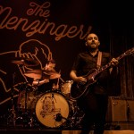 The Menzingers @ The Regent Theater 3/14/17. Photo by Hector Vergara (@theHextron) for www.BlurredCulture.com.