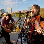 Adrian+Meredith Krygowski // New Nashville Riverboat Cruise // SXSW 3/16/2017. Photo by Derrick K. Lee, Esq. (@Methodman13) for www.BlurredCulture.com.