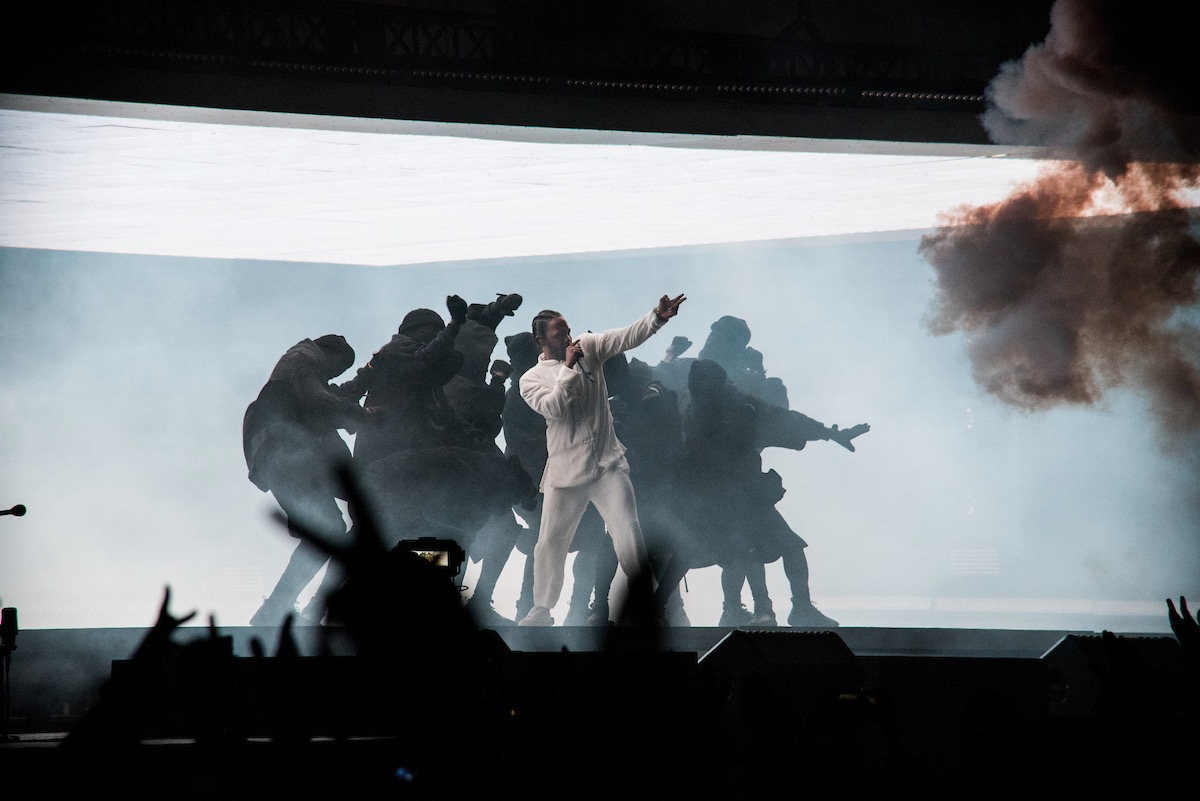 Kendrick Lamar @ Coachella 4/16/17. Photo by Jose Negrete. Courtesy of Coachella. Used with permission.
