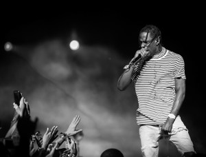Travis Scott 4/14/16 @ Coachella. Photo by Brian Willette. Courtesy of Coachella. Used with permission.