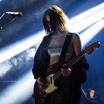 Warpaint @ Coachella 4/15/17. Photo by Erik Voake. Courtesy of Coachella. Used with permission.