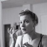Lindsey Luff in NYC. Photo by Cortney Armitage (@CortneyArmitage) for www.BlurredCulture.com.