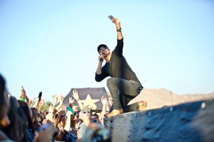 Luke Pell @ MuscleKingz Car Show & Concert at SilverLakes Sports Complex July 1, 2017    Atmosphere. Photo by Derrick K. Lee, Esq. (@Methodman13) for www.BlurredCulture.com.