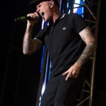 Dropkick Murphys at It's Not Dead 2 @ Glen Helen Amphitheater 8/26/17. Photo by Elise Hillinger (@Ela_Fauxtow) for www.BlurredCulture.com.