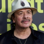 """Carlos Santana on the Red Carpet for """"Clive Davis: The Soundtrack Of Our Lives"""" @ Pacific Design Center 9/26/17. Photo by Derrick K. Lee, Esq. (@Methodman13) for www.BlurredCulture.com."""