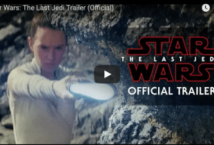 Star Wars: The Last Jedi. Screenshot
