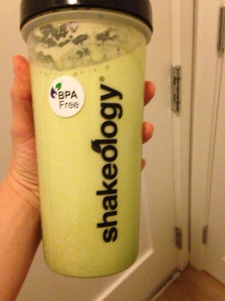 Shamrock Protein shake, Shakeology, protein shake recipes