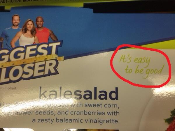 The Biggest Loser Kale Salad