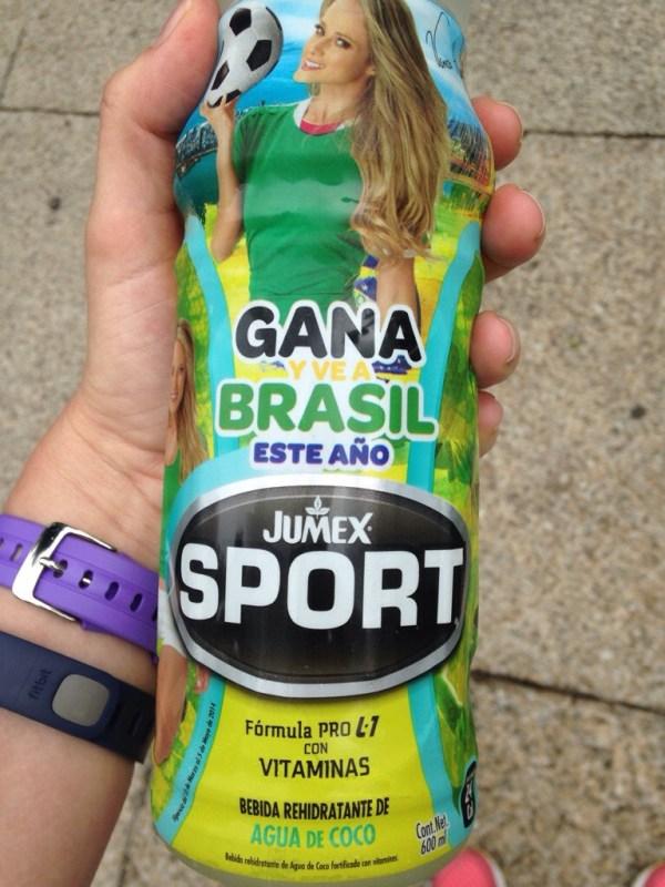 Jumex Sport Agua de Coco