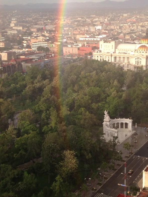 Hilton Mexico City Reforma 5KM Run for Education, Parque Alameda