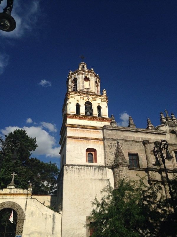 Coyoacan Cathedral