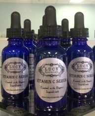 Lucy Minerals Vitamin C serum