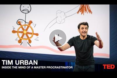 BMG Partners - inside the mind of a master procrastinator