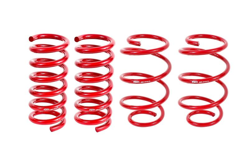 bmr suspension mustang GT V8 lowering springs modbargains mod auto Sp080