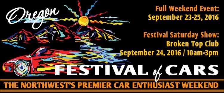Oregon Festival of Cars 2016