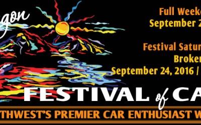 Oregon Festival of Cars